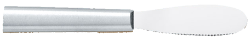 "3 3/8"" Spreader Knife by Rada Cutlery - Brushed Aluminum Handle (SKU: R135)"