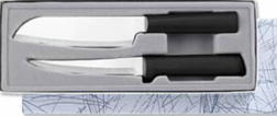 Cook's Choice Gift Set by Rada Cutlery -Black Handle (SKU: G253)
