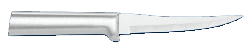 "4 3/8"" Paring Knife by Rada Cutlery - Brushed Aluminum Handle (SKU: R127)"