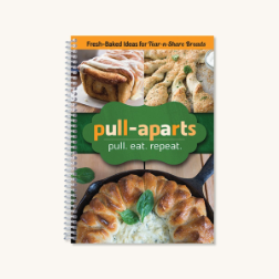 Pull-Aparts Cookbook (SKU: 7124)