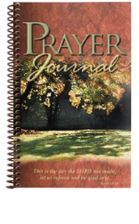 Prayer Journal (SKU: 9630)