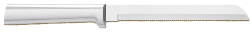 "6"" Bread Slicing Knife by Rada Cutlery - Brushed Aluminum Handle (SKU: R136)"