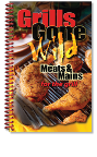Grills Gone Wild  Cook Book (SKU: 7042)