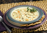 Creamy Chicken & Wild Rice Soup Mix by Rada Cutlery (SKU: Q802)