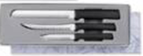 Sensational Serrations Gift Set by Rada Cutlery - Black Handle (SKU: G254)