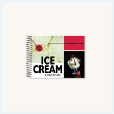 101 Ice Cream Recipe Cook Book