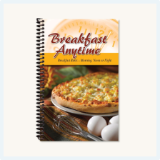 Breakfast Anytime Cook Book