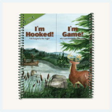 I'm Hooked! I'm Game! Cook Book