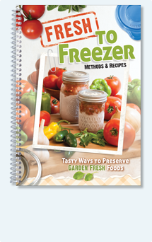 Fresh to Freezer Tasty Ways to Preserve Garden Fresh Foods