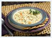 Creamy Chicken & Wild Rice Soup Mix by Rada Cutlery