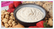 Cookie Dough Sweet Dip by Rada Cutlery