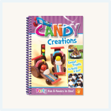 Candy Creations Sweet Treats to Build & Eat!