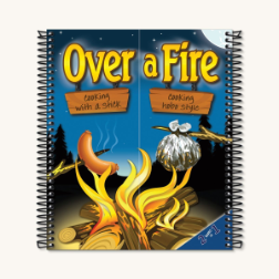 Over a Fire: Cooking with a Stick & Cooking Hobo Style (SKU: 2906)
