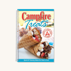 Campfire Treats Quick & Yummy Ideas for Over a Fire (SKU: 2908)