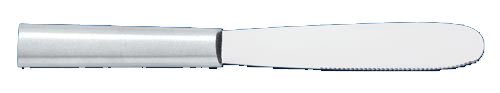 "5 3/8"" Spreader Knife by Rada Cutlery - Brushed Aluminum Handle"
