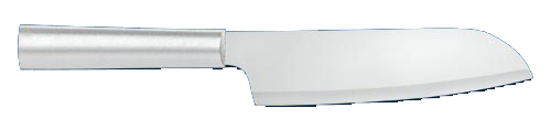 "6 1/2"" Cook's Knife by Rada Cutlery - Brushed Aluminum Handle"