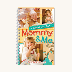 Mommy and Me Cook Book (SKU: 6221)