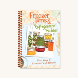 Freezer Jams & Refrigerator Pickles (SKU: 7097)