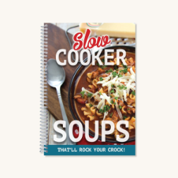 Slow Cooker Soups (SKU: 7136)
