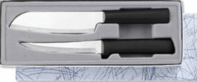 Cook's Choice Gift Set by Rada Cutlery -Black Handle