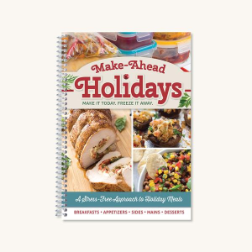 Make-Ahead Holidays (SKU: 7151)