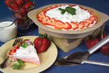 Strawberry Cream No-Bake Cheesecake Mix by Rada Cutlery (SKU: Q943)