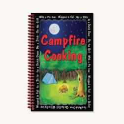 Campfire Cooking Cook Book (SKU: 7005)