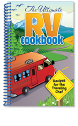 The Ultimate RV Cook Book (SKU: 7006)