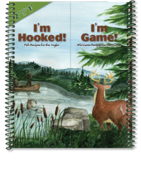 I'm Hooked! I'm Game! Cook Book (SKU: 7041)
