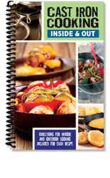 Cast Iron Cooking Inside & Out (SKU: 7072)