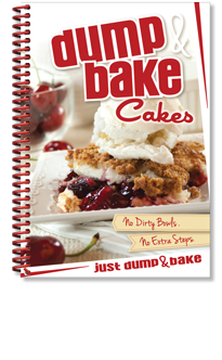 Dump & Bake Cook Books