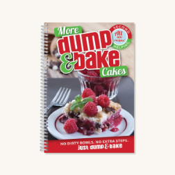 More Dump & Bake Cakes (SKU: 7122)