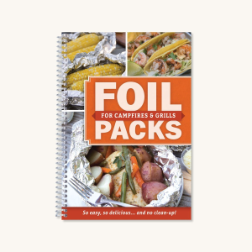 Foil Packs for Campfires & Grills (SKU: 2913)