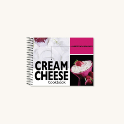101 Cream Cheese Recipe Cook Book (SKU: 3715)