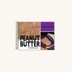 101 Peanut Butter Recipe Cook Book (SKU: 3719)