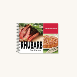 101 Rhubarb Recipe Cook Book (SKU: 3727)