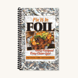Fix It In Foil Cook Book (SKU: 7024)