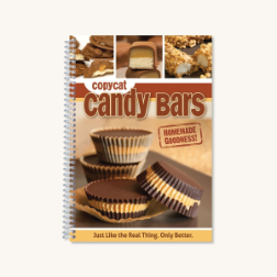 Copycat Candy Bars Just Like the Real Thing. Only Better. (SKU: 7079)