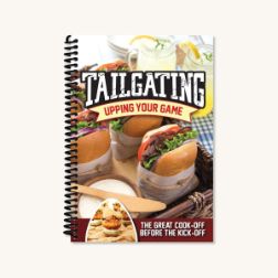 Tailgating: Upping Your Game Cookbook (SKU: 7147)