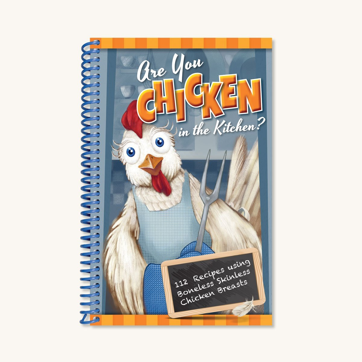 Are You Chicken in the Kitchen? Cook Book by Rada Cutlery
